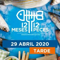 David Ariza Clases Cocina 12 Meses 12 Peces 29 Enero 2020 Mañana